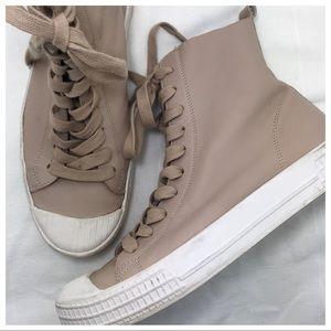 Topshop | Titan Hi Top Sneaker